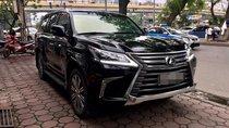 Bán Lexus LX570 sản xuất 2016, đã qua sử dụng, biển Hà Nội, xe nhập khẩu