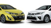 Toyota Yaris mới ra mắt Việt Nam khác gì về trang bị so với bản cũ?
