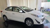 Toyota Vios 1.5G - tặng 2 năm BHVC - thanh toán 140 triệu nhận xe