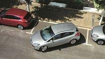 Cách ghép xe hơi vào ô chính xác dành cho tài mới