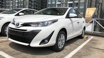 Bán Toyota Vios 1.5G. Đủ màu giao ngay, giá tốt - đưa trước 150 triệu