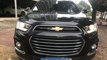 Bán Chevrolet Captiva Revv 2016 màu đen, giá 695 triệu