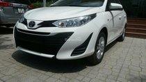 Toyota Cam Lâm cần bán Toyota Vios E đời 2018, màu trắng, hỗ trợ ngân hàng