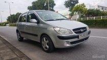 Bán Hyundai Getz đời 2009 nhập khẩu số sàn, xe tư nhân sử dụng, không taxi