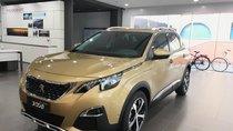 Peugeot Hải Phòng - Bán xe Peugeot 3008 All New, màu Vàng, giá ưu đãi tháng 11, tặng BHVC và phụ kiện