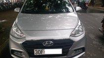Cần bán Hyundai Grand i10 1.2 Sedan 2018, màu bạc
