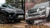 Toyota và Isuzu 'đường ai nấy đi' sau 12 năm hợp tác