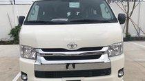 Bán Toyota Hiace 3.0L 15 chỗ màu trắng, nhập khẩu Thái Lan