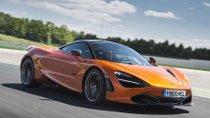 Mclaren 720S thiết lập kỷ lục mới về tốc độ ngay tại trường đua Magny-Cours