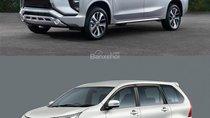 Doanh số 6 tháng đầu năm Indonesia: Mitsubishi Xpander đánh bật Toyota Avanza