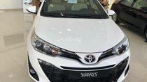 Bán Toyota Yaris 1.5G, màu trắng, nhập khẩu, giao ngay