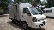 Xe tải Kia K250 bửng nâng, tải trọng 2 tấn/ 1.99 tấn, tiêu chuẩn khí thải Euro 4