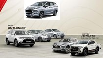 Mitsubishi tham vọng gì ở loạt xe giá rẻ nhất phân khúc?