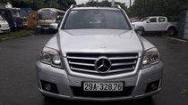 Cần bán Mercedes GLK sản xuất 2009, màu bạc