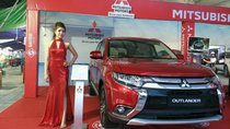 Bán Mitsubishi Outlander 7 chỗ, 807 triệu lăn bánh 904 triệu, trả góp 90% xe, LH Lê Nguyệt: 0911.477.123 - 0988.799.330