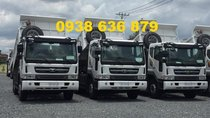 Bán xe Ben 15 tấn Daewoo ga cơ nhập khẩu - Giá thanh lý - Xe giao ngay