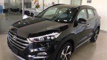 Bán Tucson 1.6 Turbo màu đen, xe có sẵn giao ngay, gọi để được báo giá chi tiết