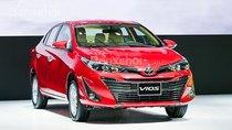 Cần bán Toyota Vios 1.5G đời 2019, màu đỏ giao ngay, giá tốt