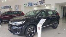 Honda CRV 2018 nhập khẩu 7 chỗ giao ngay, khuyến mại phụ kiện - LH: 0943578866