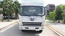 Gía xe tải Faw động cơ Hyundai, thùng dài 6m3, trả trước 150tr có ngay xe