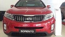 Bán xe Kia Sorento 2.4 GAT 2019, màu đỏ giá 799 triệu _ 0974.312.777