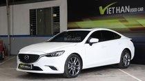 Bán ô tô Mazda 6 2.5AT đời 2017, màu trắng, 968 triệu