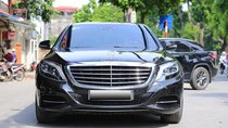 Cần bán xe Mercedes S400 đời 2016, màu đen