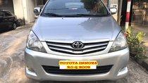 Cần bán Toyota Innova G 2009, màu bạc, 435 triệu. Hàng Tuyển