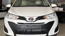 Cần bán Toyota Vios E sản xuất 2019, màu trắng