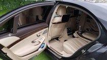 Chính chủ bán Mercedes S500 sản xuất 2015, màu đen