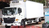 Bán xe đông lạnh Hino 8 tấn chuẩn khí thải Euro 4