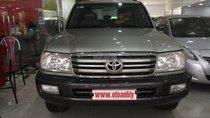 Cần bán Toyota Land Cruiser 4.5 năm sản xuất 2007, màu bạc