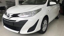 Bán Toyota Vios E 2018, giảm ngay 30 triệu khi mua xe, tặng bảo hiểm thân xe, DVD và camera lùi