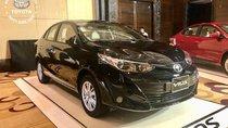Bán Toyota Vios 1.5E CVT đời 2019, màu đen, số tự động, xe giao ngay, hỗ trợ giá cực tốt