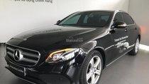 Bán Mercedes-Benz E250 màu đen 2016, chính hãng, tiết kiệm 400 triệu