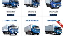 Bán xe tải thùng kín 3,5 tấn, thùng dài 4,35m giá tốt tại Bà Rịa Vũng Tàu