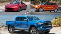 Top 10 mẫu xe có doanh số tháng 7 cao nhất tại Mỹ: Ford F Series xứng danh ông hoàng