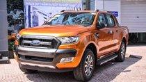 Bán xe Ford Ranger 2018, mẫu xe Pickup số 1 VN, PK: Nắp thùng, lót thùng, phim, BHVC, LH: 0935437595 để được tư vấn