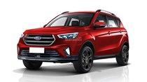 Ford EcoSport 2020 lộ ảnh dựng