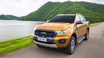 Bán Ford Ranger Wildtrak 2.0L Bi-turbo, hộp số 10 cấp, tặng đầy đủ phụ kiện, hỗ trợ trả góp 80%, 200tr nhận xe ngay