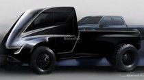 Tesla úp mở dự tính sản xuất xe bán tải điện