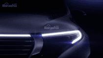 """Mercedes-Benz EQC tung video """"nháy mắt"""" nhá hàng"""