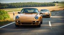 Vén màn xế độc Porsche 911 Turbo Project Gold