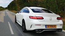 Mercedes-AMG E53 Coupe tăng tốc ấn tượng từ 0 - 100 km/h chỉ với 4,4 giây