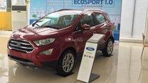 Bán ô tô Ford EcoSport 1.5 titanium full option đời 2018, đủ màu, giá tốt 608tr LH 0974286009