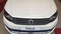 Bán Volkswagen Polo năm 2017, màu trắng, nhập khẩu