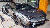 Cận cảnh Lamborghini Aventador độ chính hãng đầu tiên tại Việt Nam