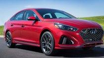 Hyundai Sonata Sport 2019 gây thất vọng với chất thể thao mờ nhạt