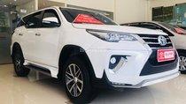 Bán ô tô Toyota Fortuner V 4X4AT 2017, màu trắng