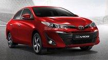Bán xe Toyota Vios 1.5G (CVT) sản xuất 2018, ưu đãi lớn, có xe giao ngay chỉ với 120 triệu, LH: 0931 399 886